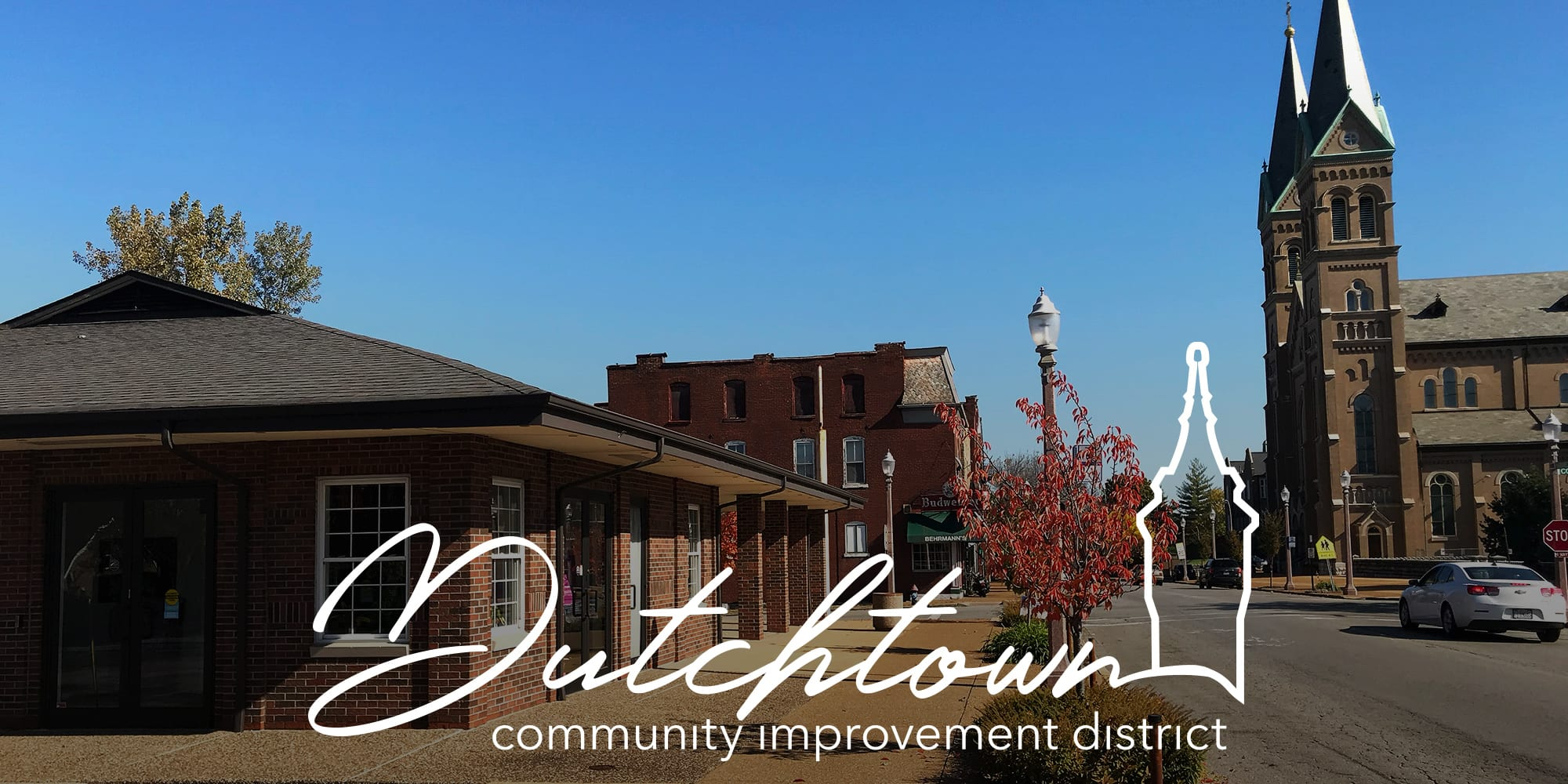 Dutchtown Community Improvement District meetings at the Neighborhood Innovation Center on Meramec Street in Dutchtown.