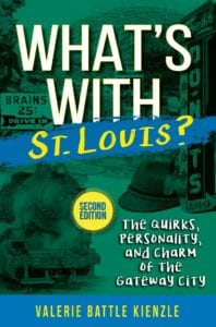 What's With St. Louis? book cover.
