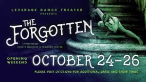 The Forgotten by Leverage Dance Theater.