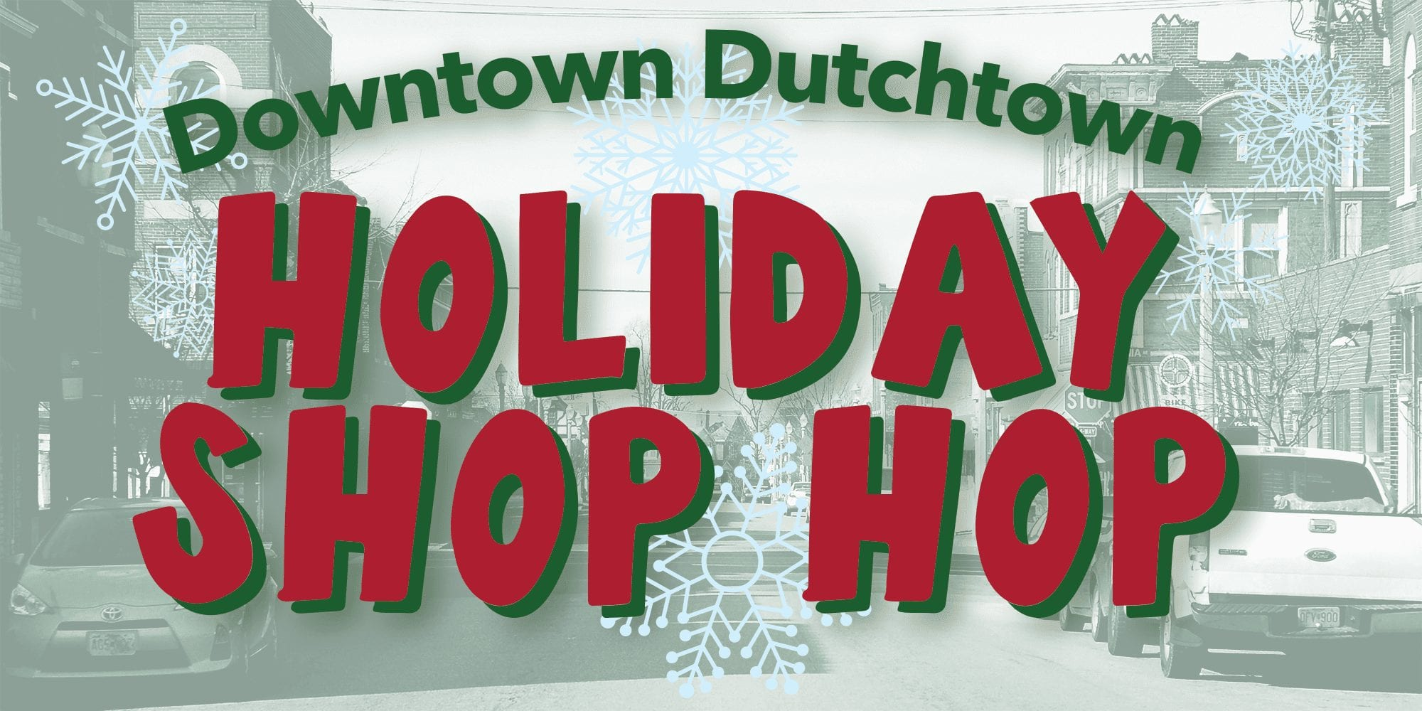 Downtown Dutchtown Holiday Shop Hop