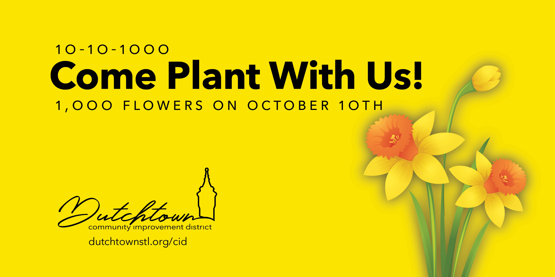10-10-1000: Come Plant With Us!