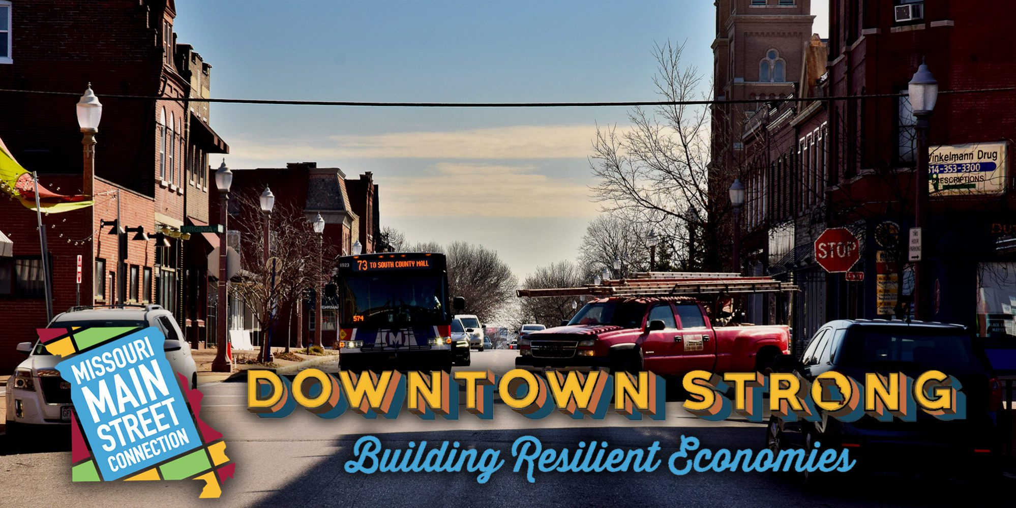 Programa de subvenciones Downtown Strong de Missouri Main Street.