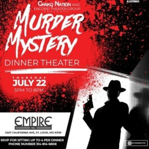 Encore Theater Group Murder Mystery Dinner Theater