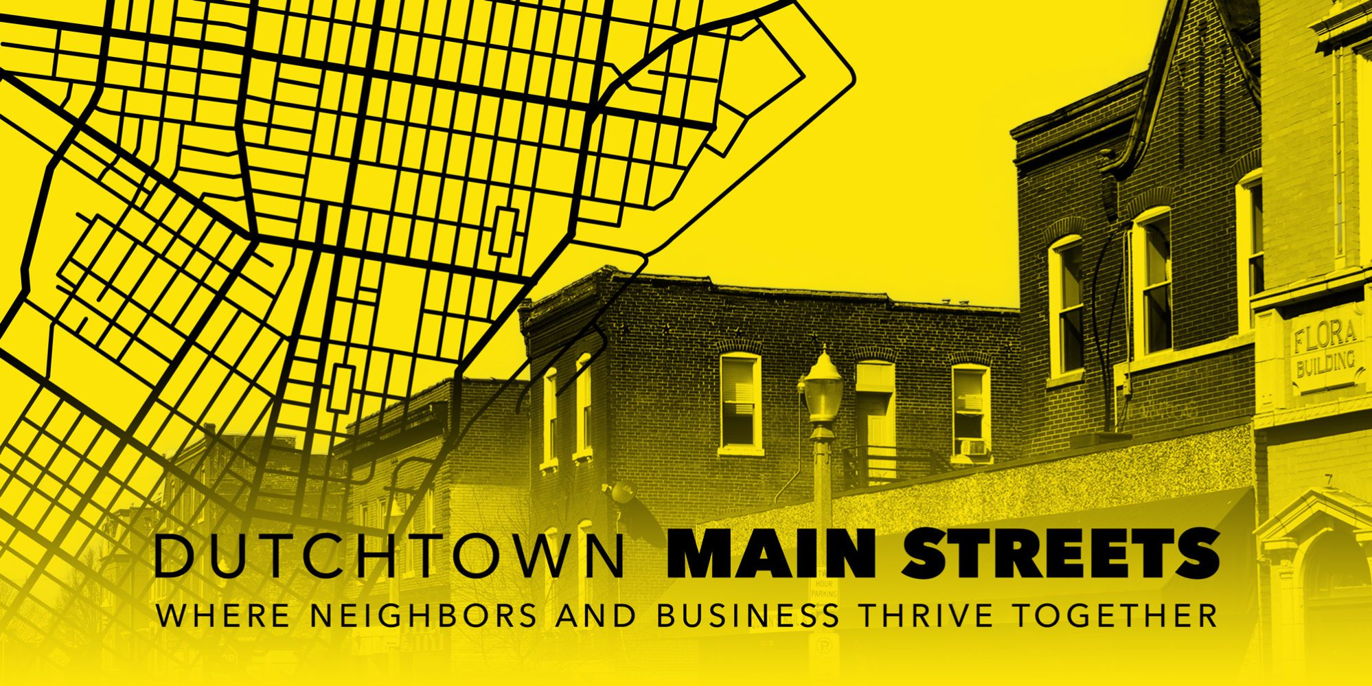 Dutchtown Main Streets: Where neighbors and business thrive together.