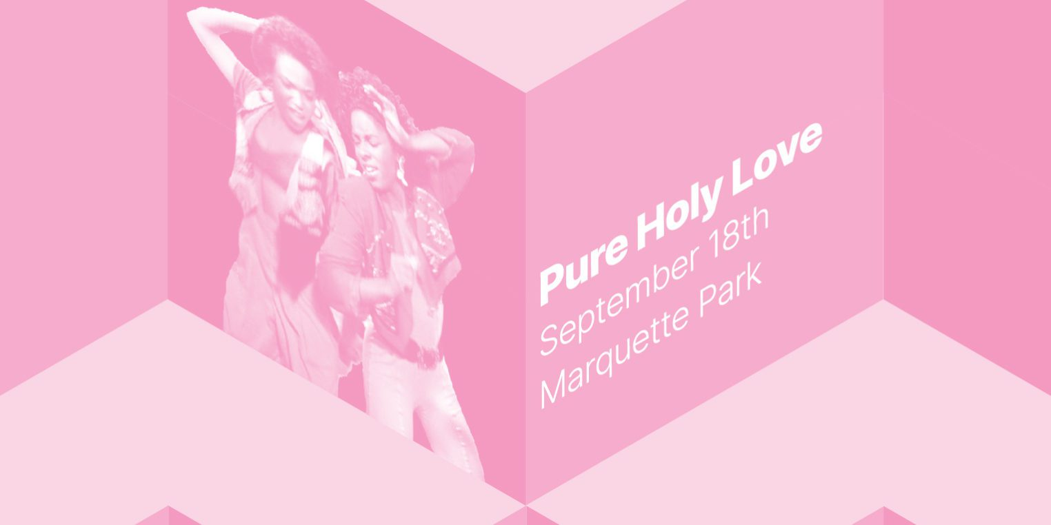 Pure Holy Love