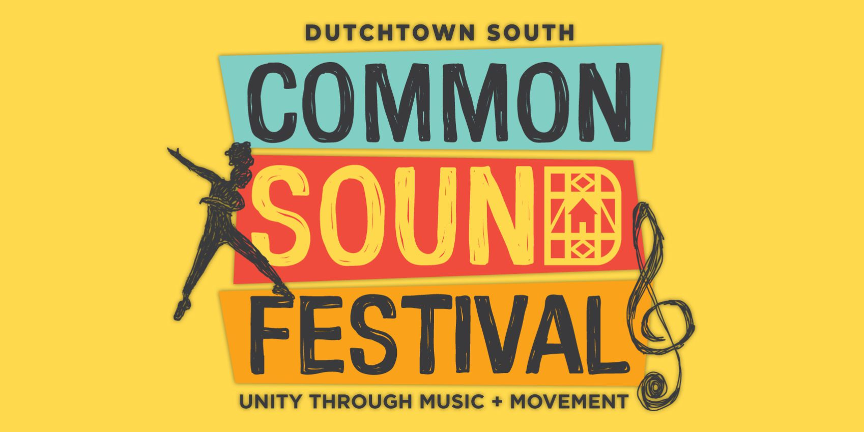 Dutchtown South Common Sound Festival: Unity through Music and Movement.