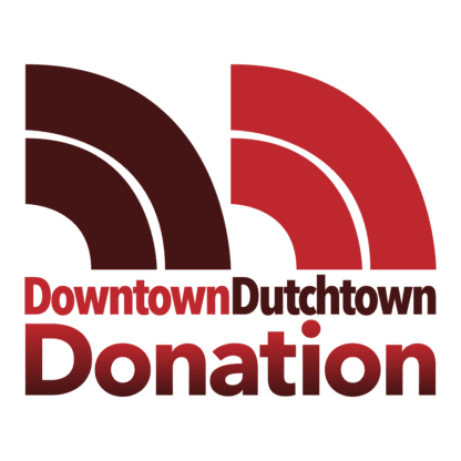 Downtown Dutchtown Donation.