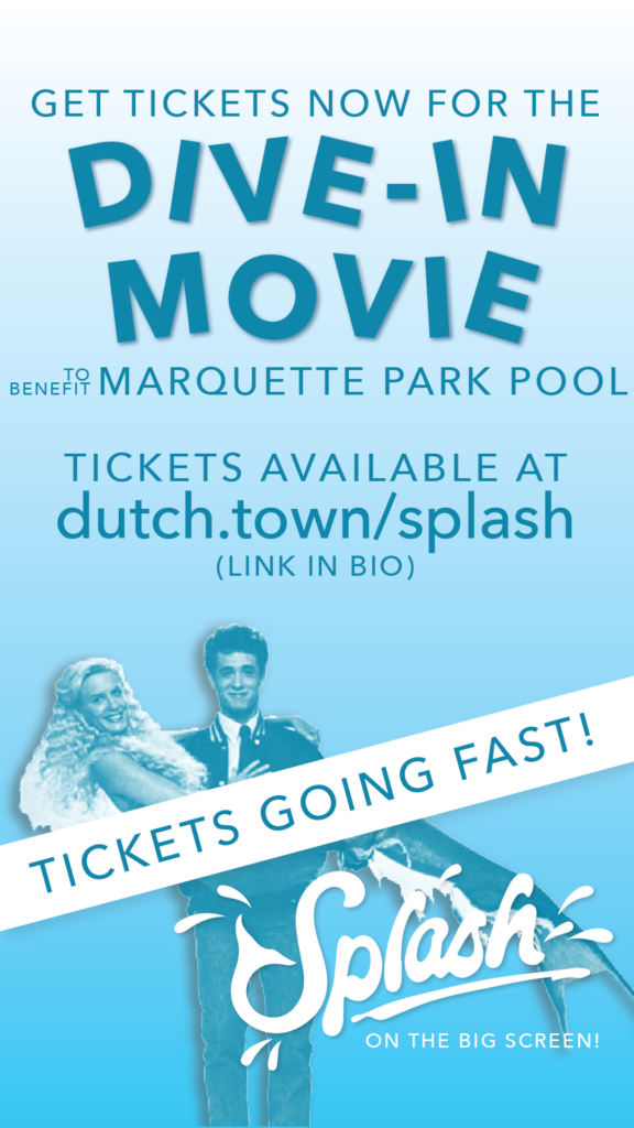 Dive-In Movie poster.