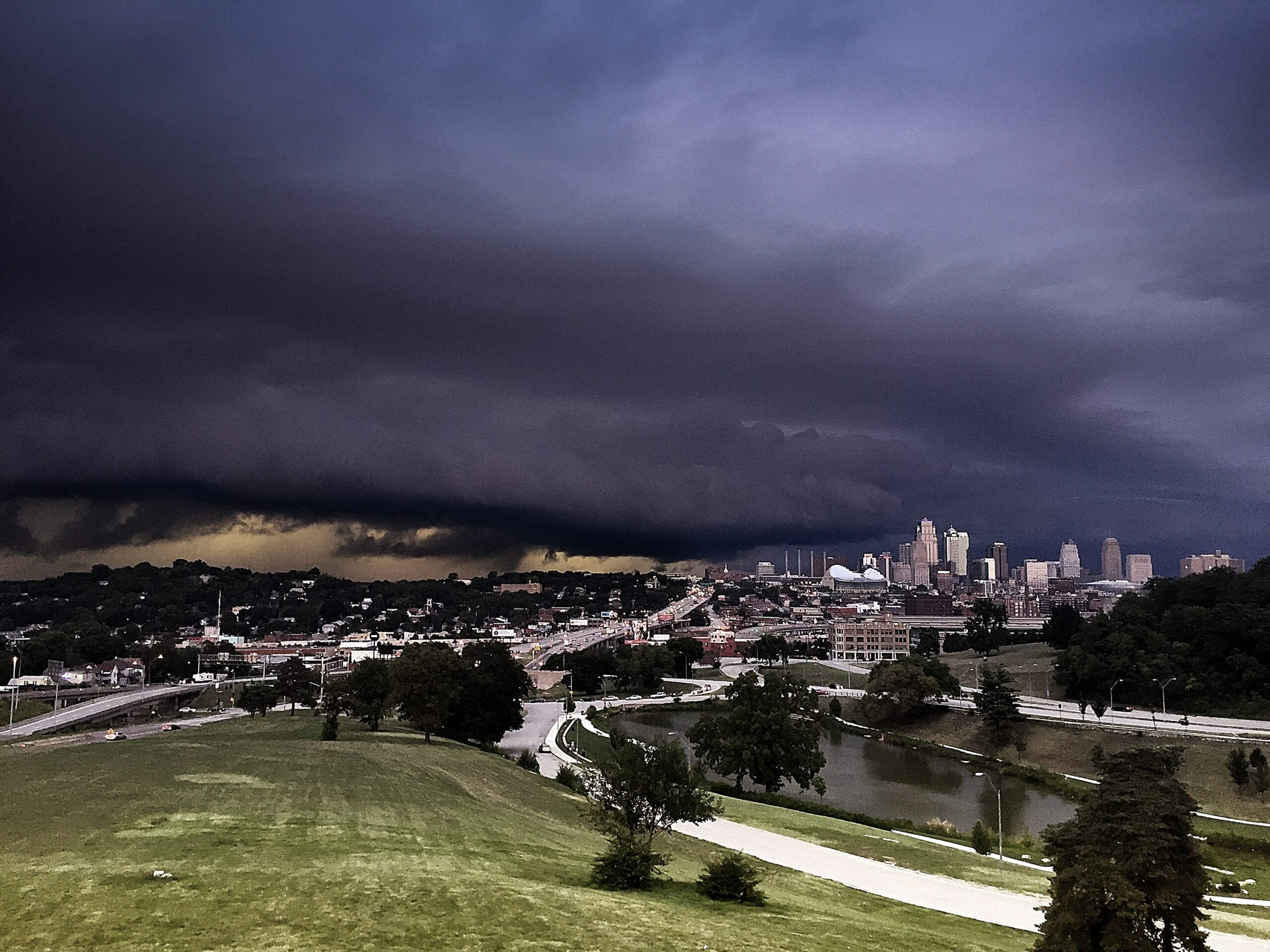 A storm rolls in over Kansas City. RDM's Insurance Law team handles insurance coverage issues, subrogation, bad faith claims, and more.