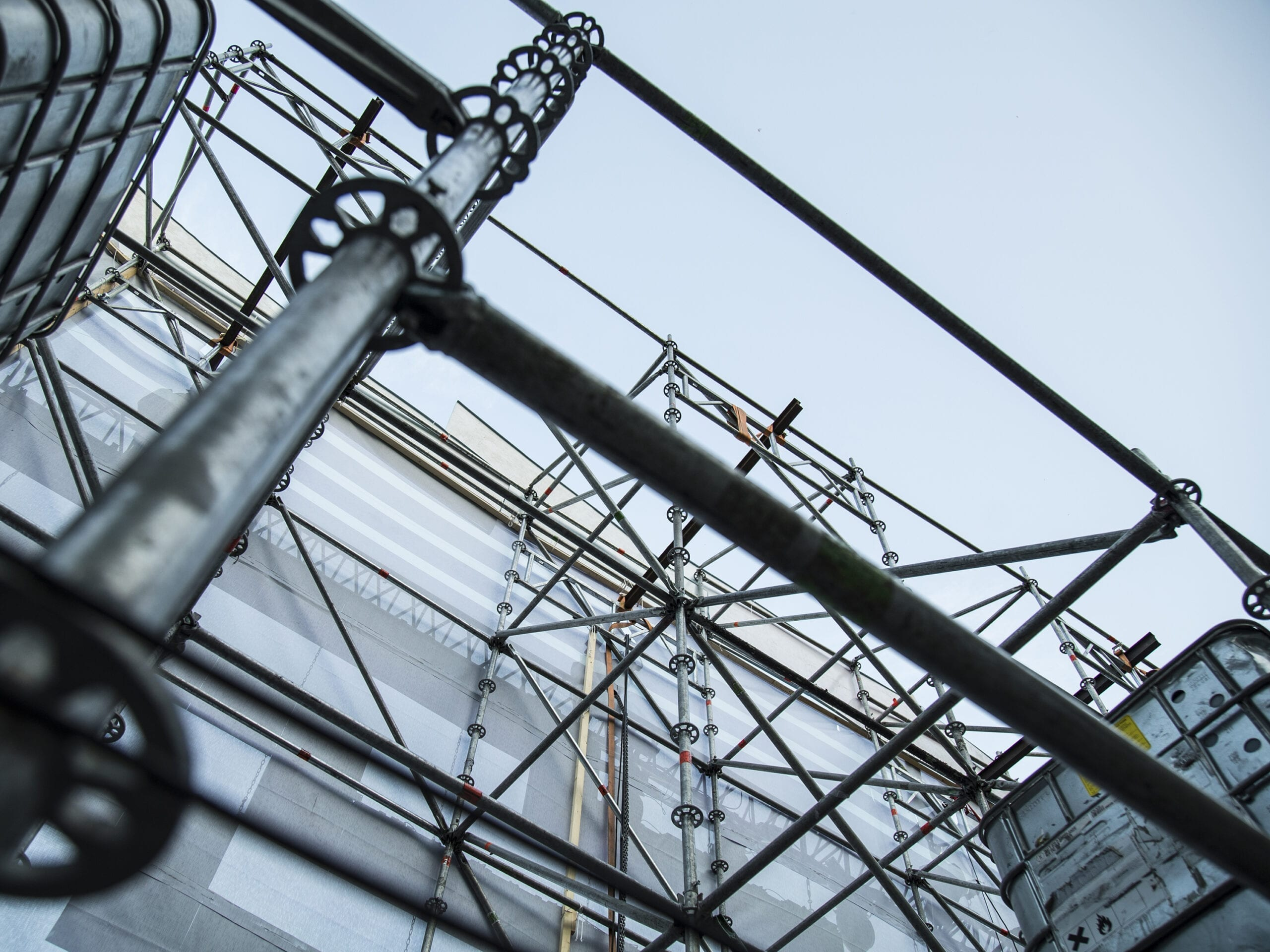 Scaffolding. RDM's attorneys have decades of experience defending products liability claims.