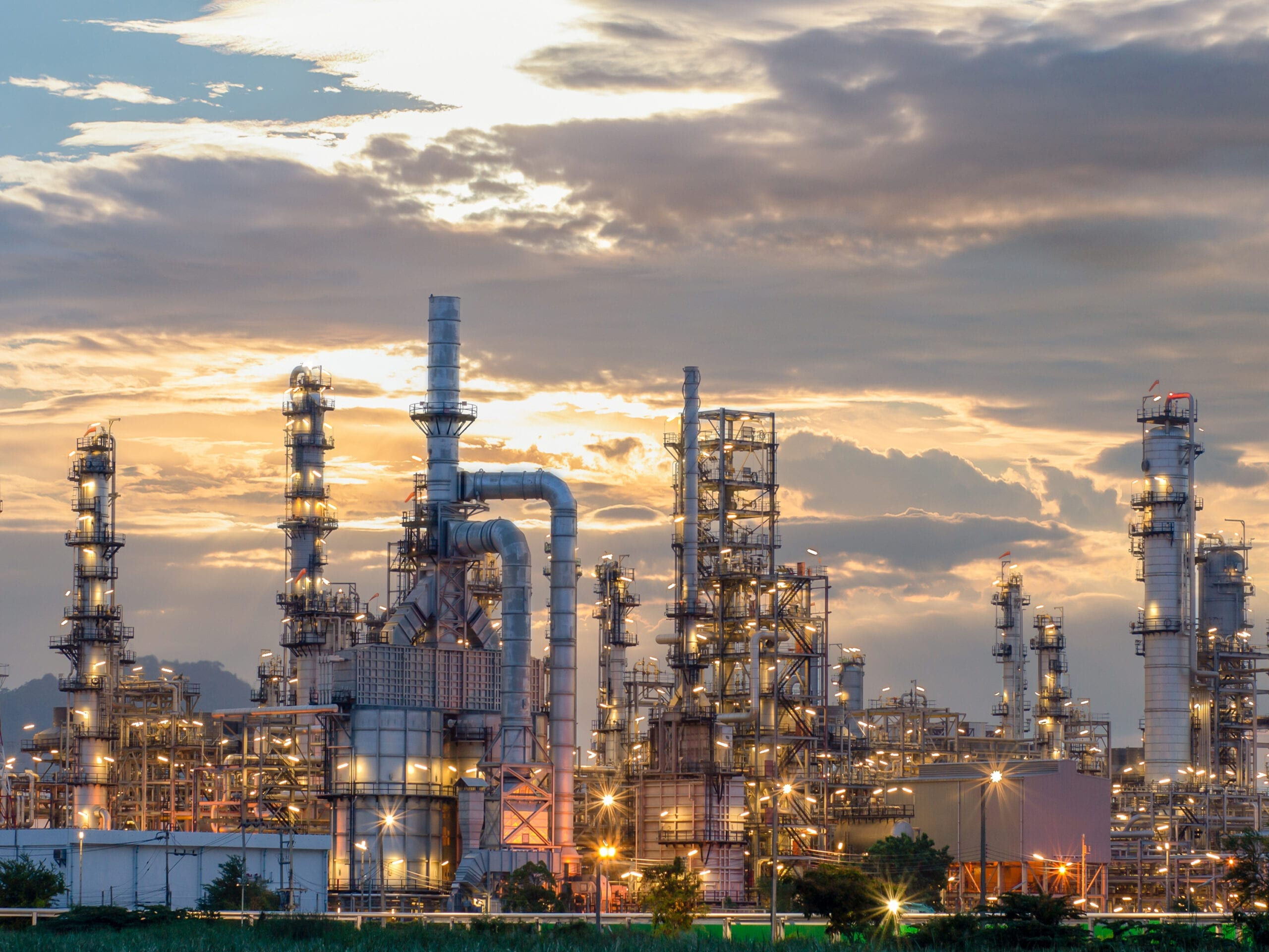 A chemical factory. RDM attorneys have decades of experience in toxic torts and asbestos litigation.